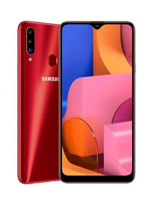 Galaxy A20s Dual SIM Red 3GB RAM 32GB 4G LTE