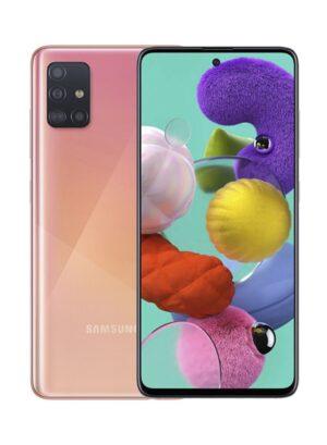 Galaxy A51 Dual SIM Prism Crush Pink 6GB RAM 128GB 4G LTE