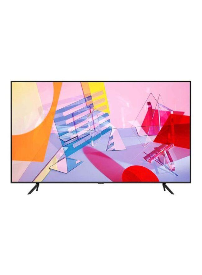 Samsung 50-Inch 4K Smart QLED TV (2020) 50Q60T Black