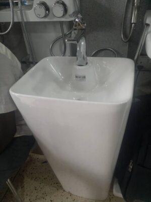 wash basin sink square