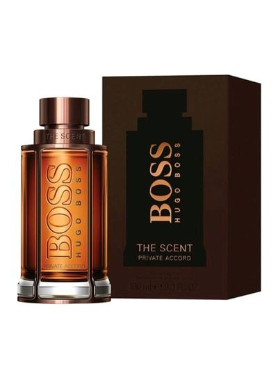 HUGO BOSS Boss The Scent Private Accord EDT 100ml